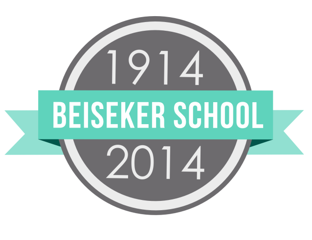 logo for school centennial
