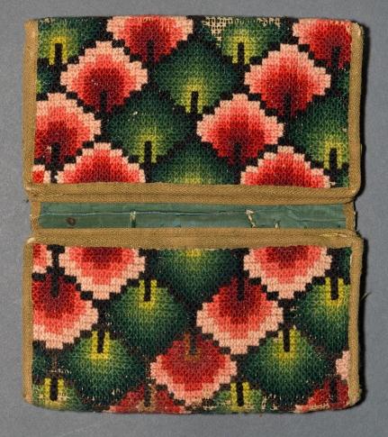 Pocket book, 1725-1800, Winterthur Museum, Garden & Library. (1953.0060)