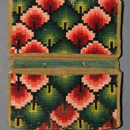 Pocket book, 1725-1800, Winterthur Museum, Garden & Library. (1953.0060)