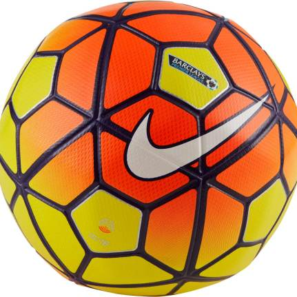 Nike hi vis Premier League Football